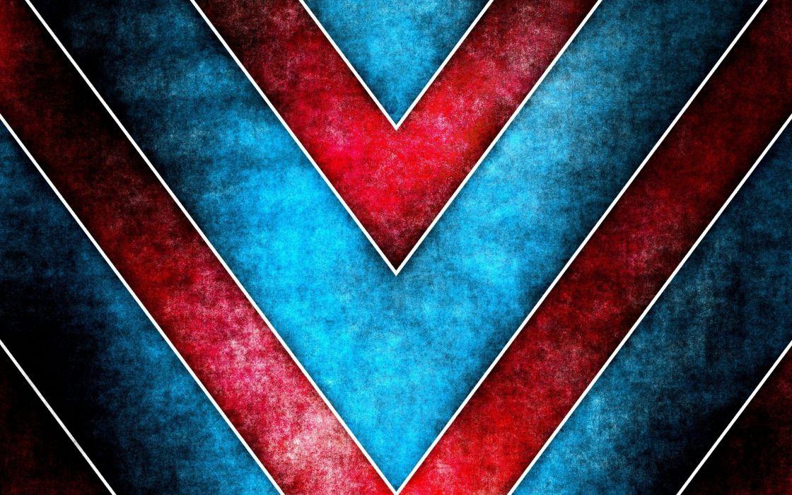 V-blue texture wallpaper