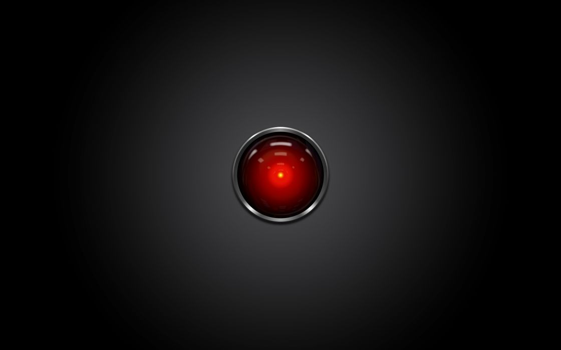 Space Odyssey - Hal 9000 wallpaper