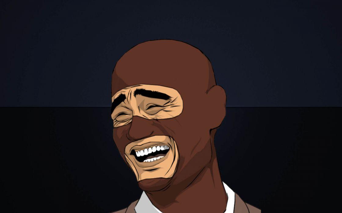 Yao Ming spy meme wallpaper
