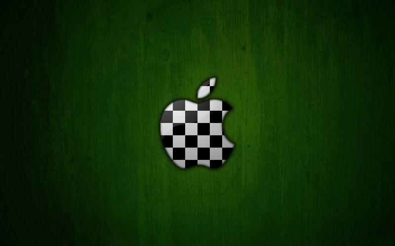 Apple logo cool wallpaper