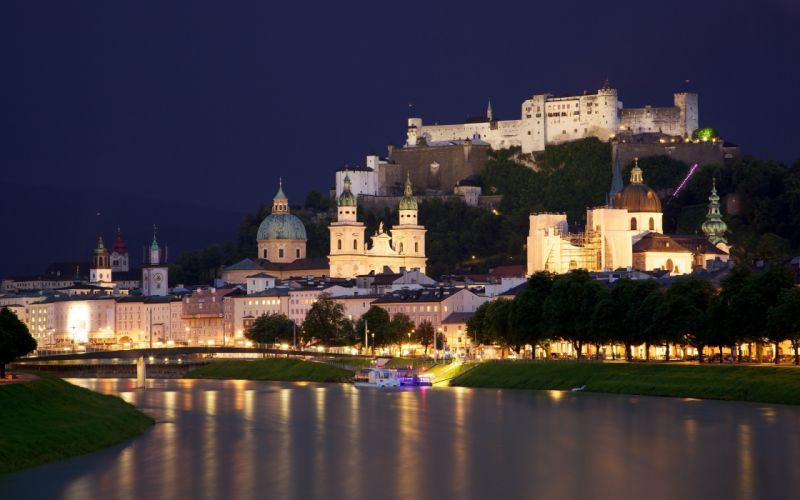 Salzburg austria wallpaper