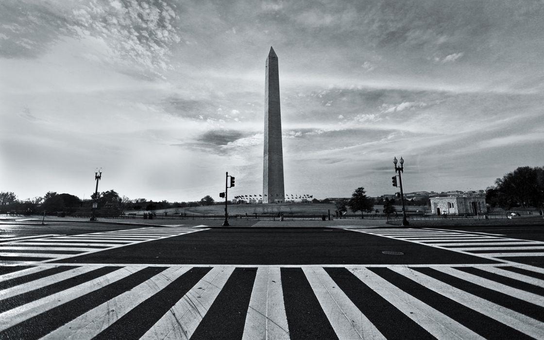 Washington monument wallpaper