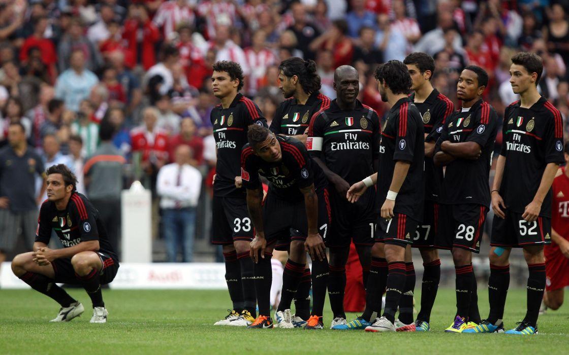 AC Milan Team wallpaper