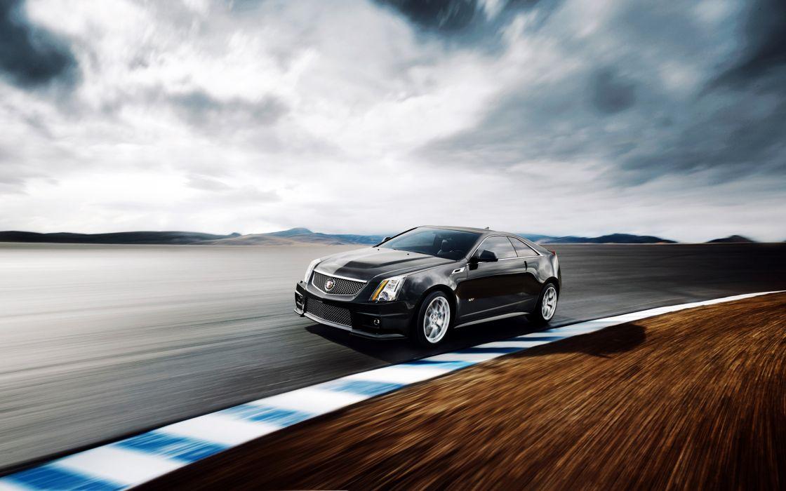 2011 Cadillac Cts V Coupe wallpaper
