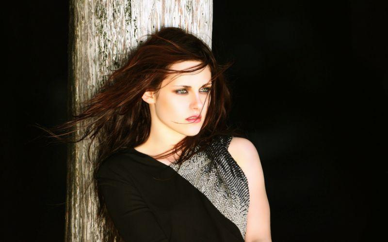 Kristen Stewart Eyes wallpaper