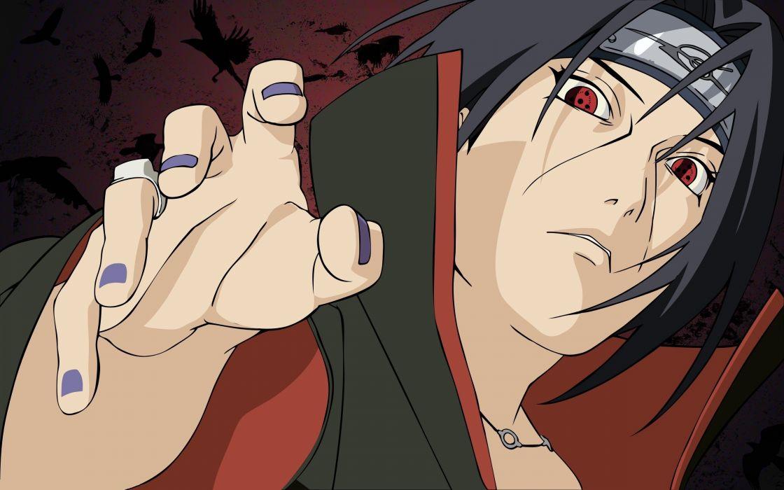 Naruto Uchiha Itachi wallpaper