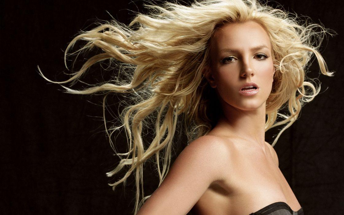 Britney Spears Face wallpaper