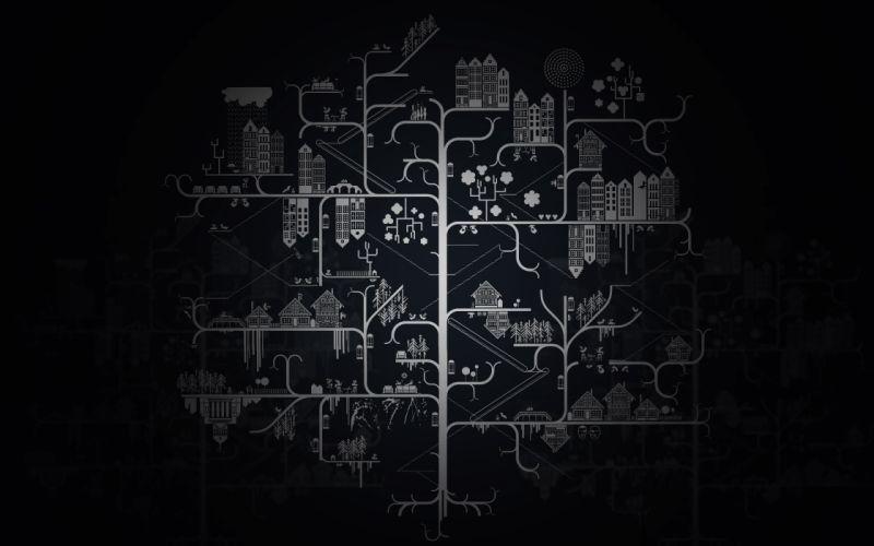 Relativity wallpaper