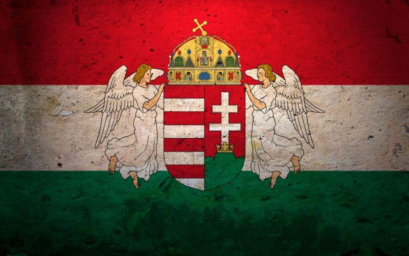 Hungary Flag wallpaper