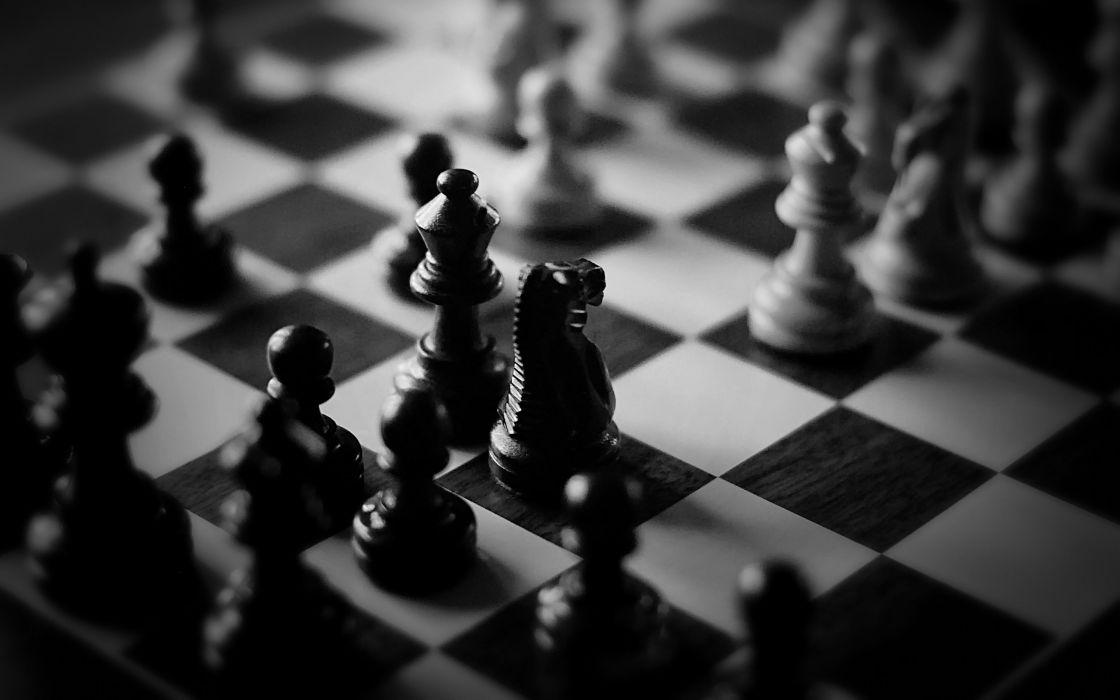 Chess game wallpaper