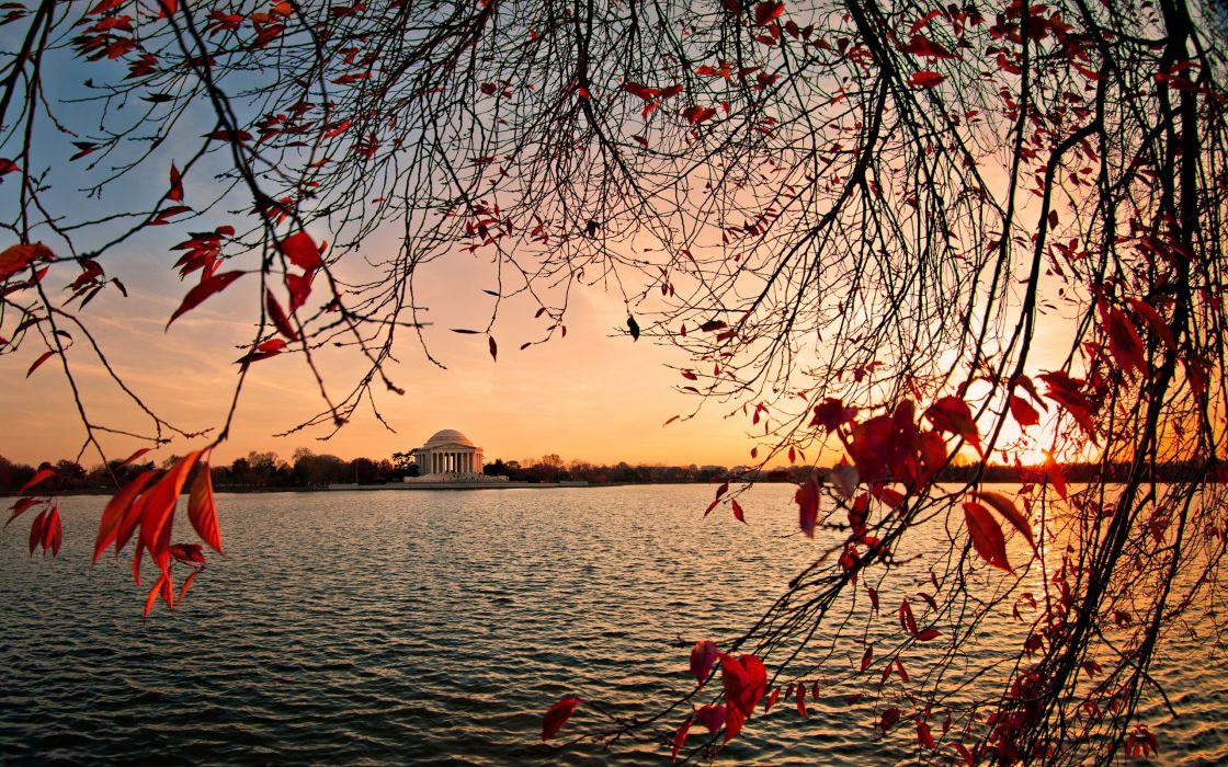 Jefferson Memorial   Washington Dc wallpaper