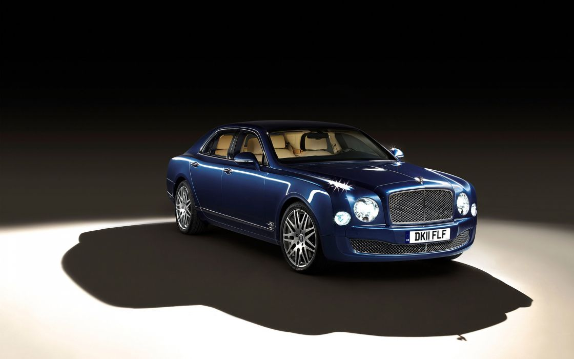 2012 Bentley Mulsanne Executive wallpaper
