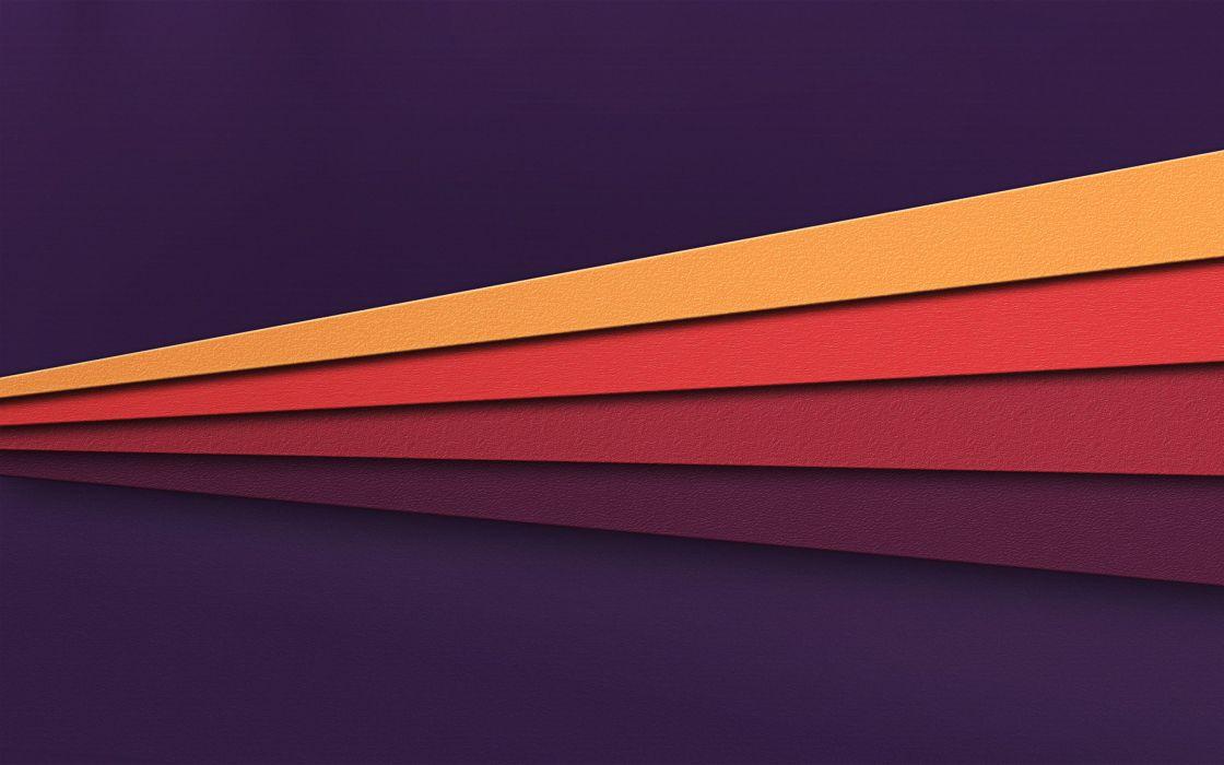 Coloured stripes wallpaper
