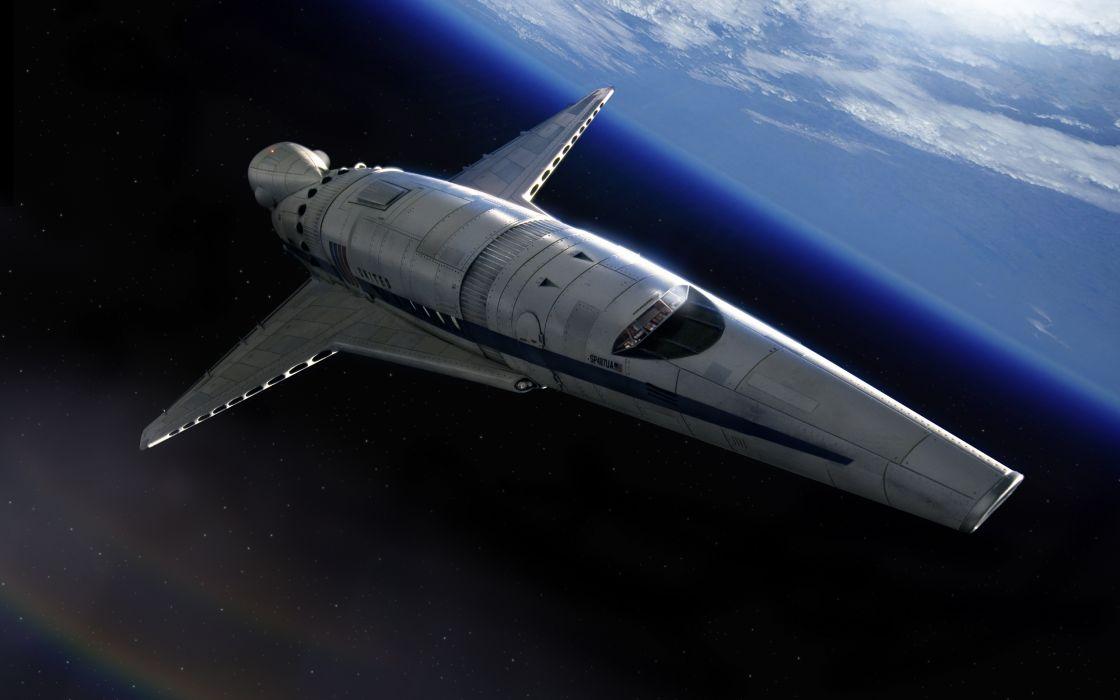 Spacecraft Mission wallpaper