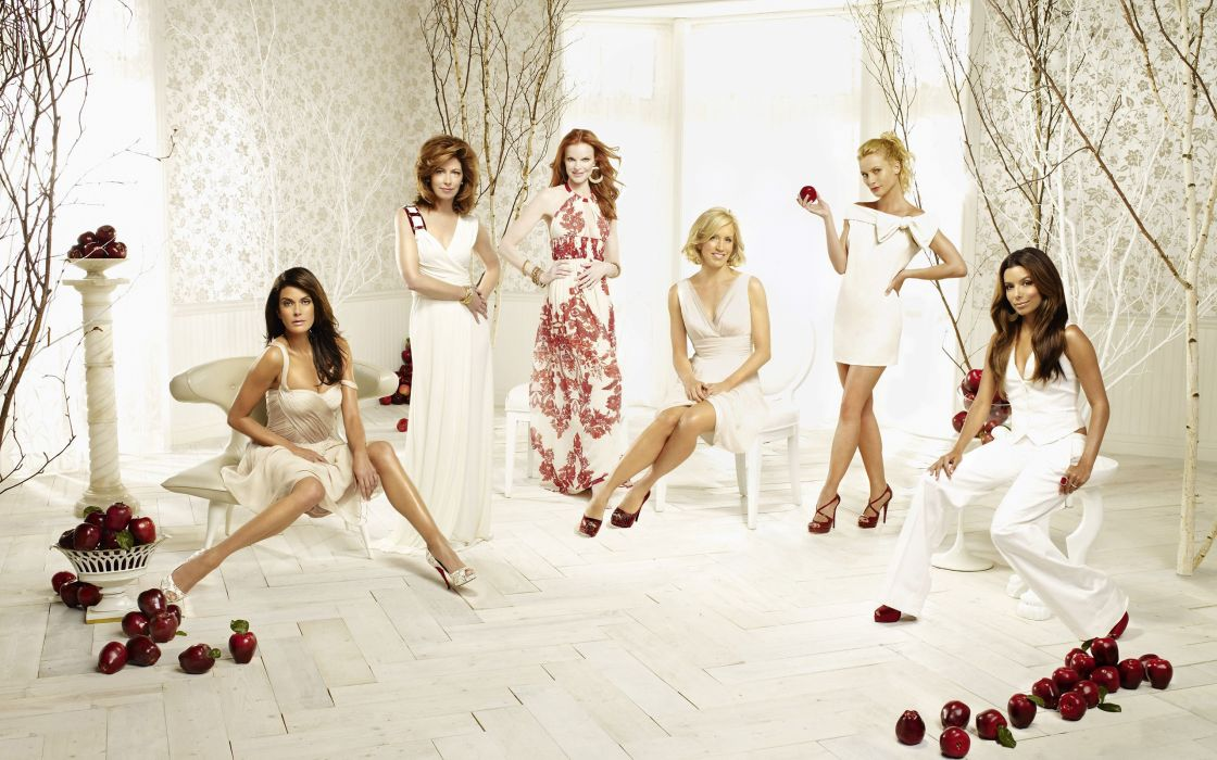 Desperate Housewives Poster wallpaper