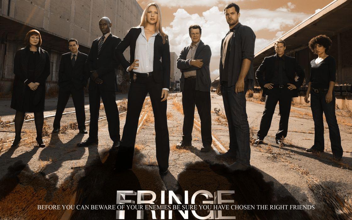 Fringe Tv Series wallpaper