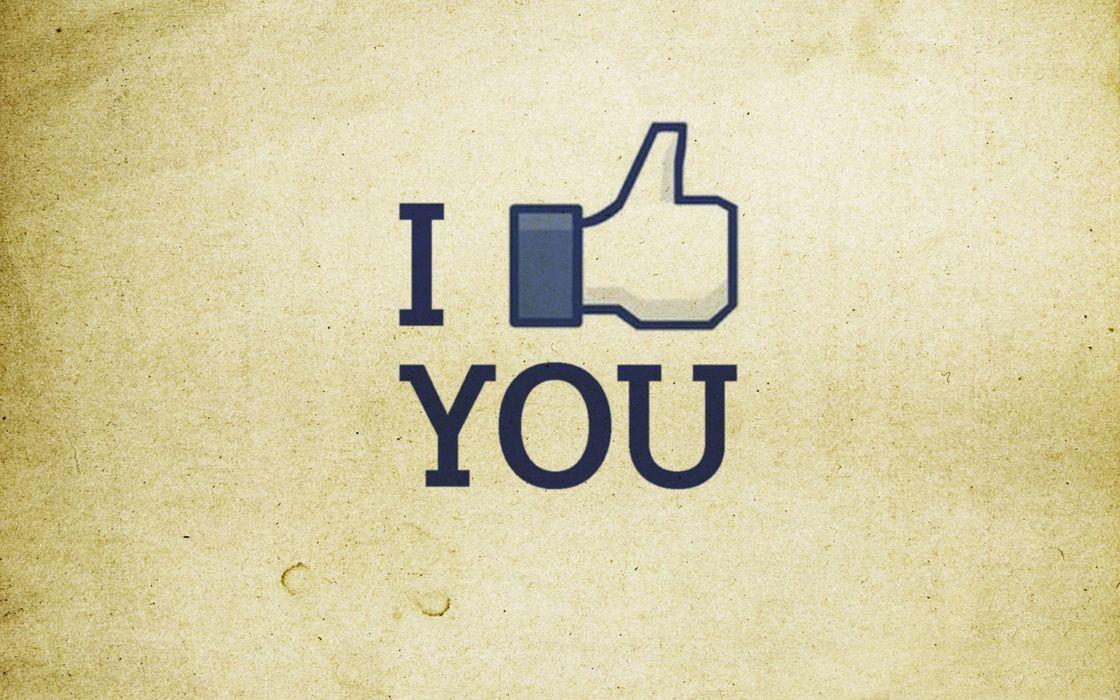 I like you wallpaper