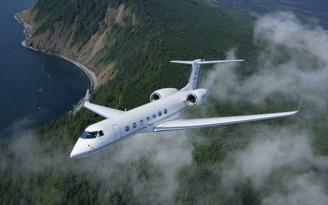 Aerospace G550 wallpaper