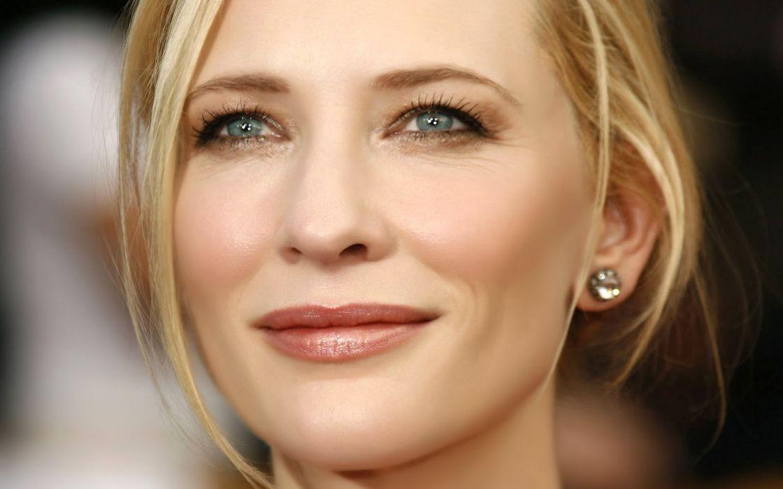 Cate Blanchett Look wallpaper