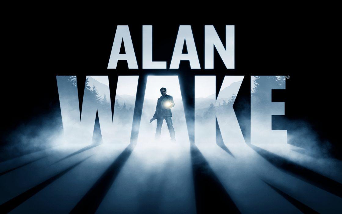 Alan Wake wallpaper