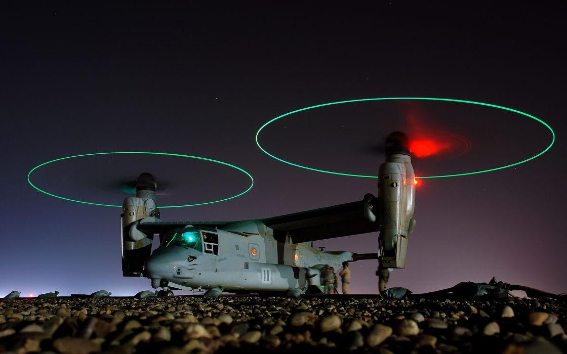 Bell-Boeing V-22 Osprey wallpaper