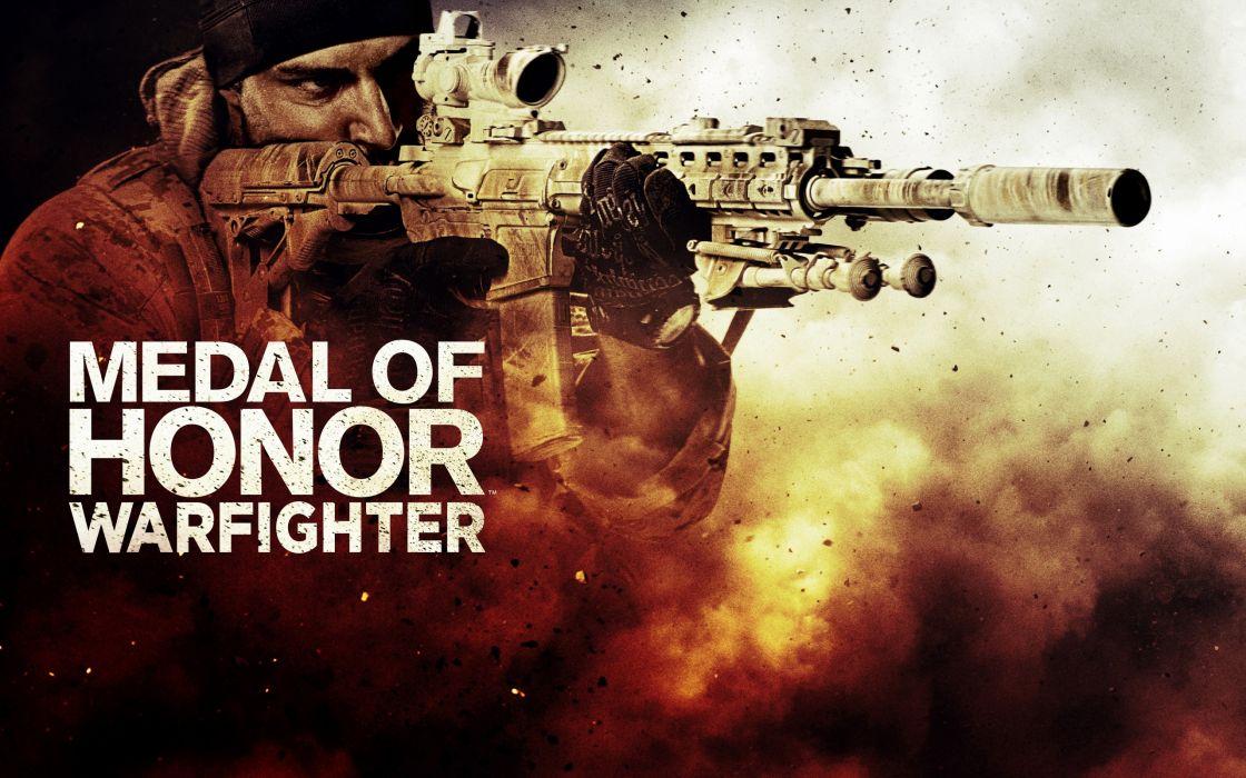 Medal of Honor - Warfighter wallpaper