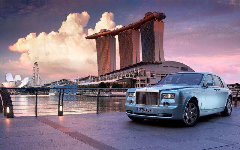 Rolls Royce Phantom 102ex wallpaper