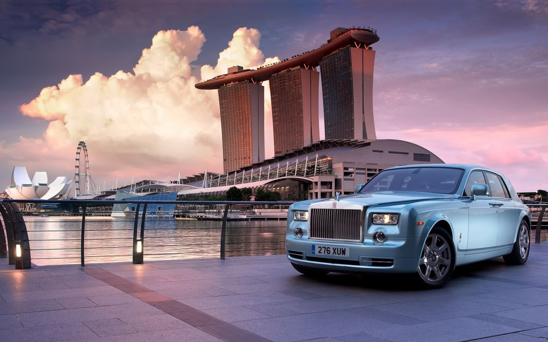 Rolls Royce Phantom 102ex wallpaper