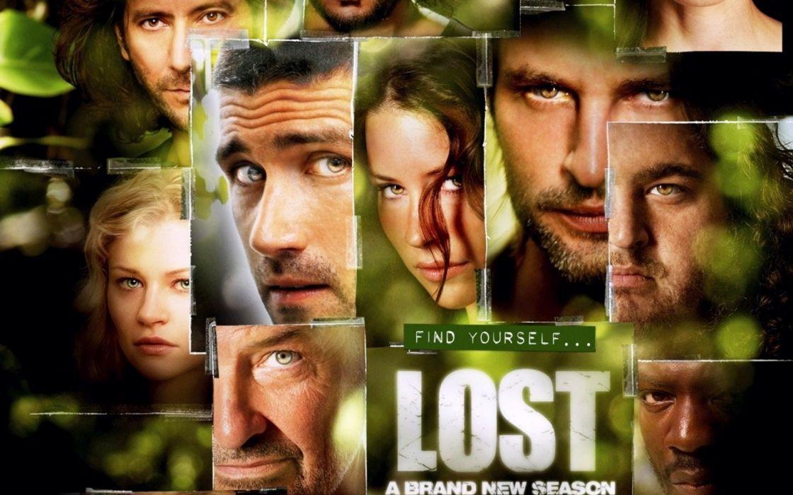Final season of Lost wallpaper