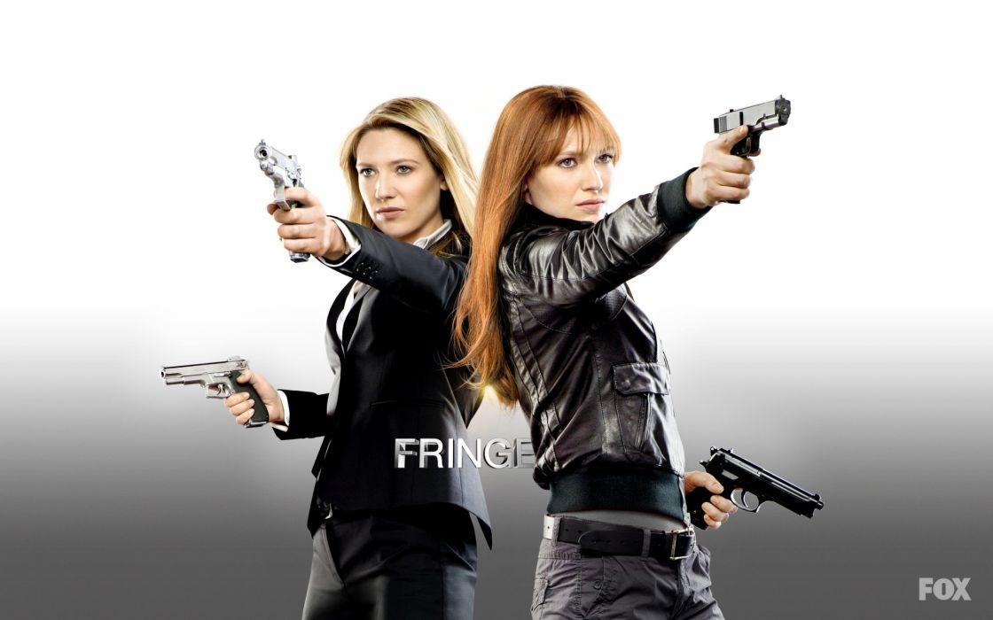 Fringe tv series season 4 wallpaper