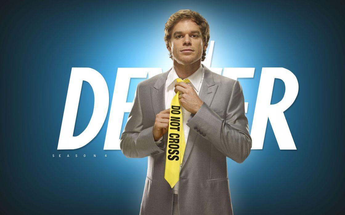 Dexter season 4 wallpaper