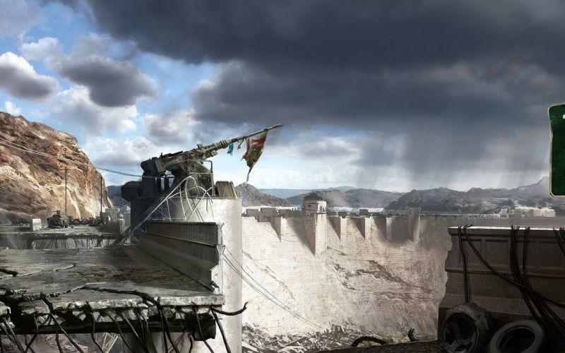 Fallout - New Vegas game wallpaper