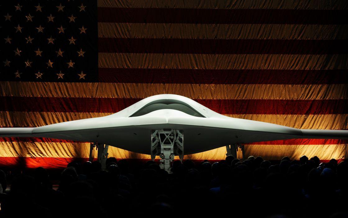 Boeing X 45 Phantom Ray wallpaper