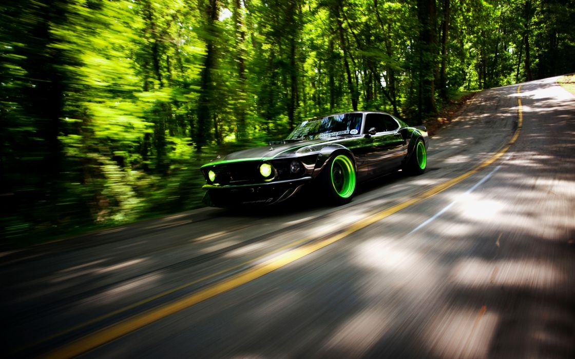 Ford mustang RTR X wallpaper