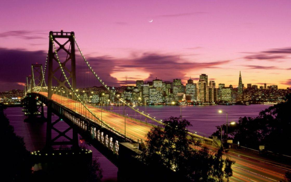 San Francisco bridge - California wallpaper