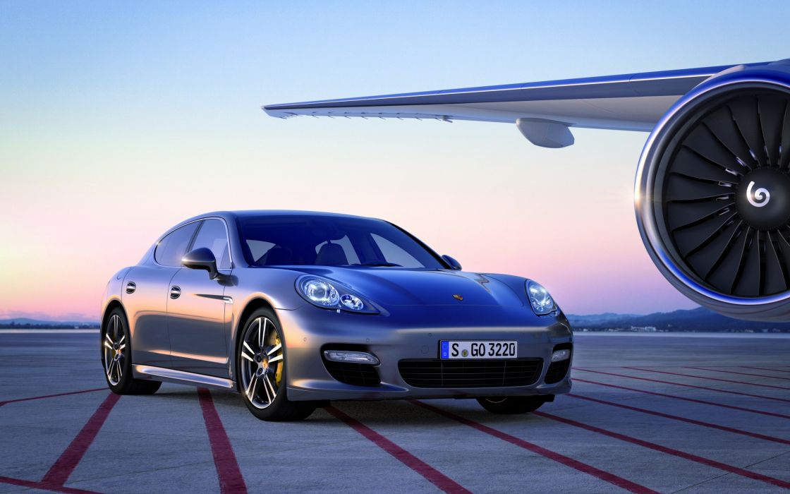 Porsche panamera turbo S wallpaper
