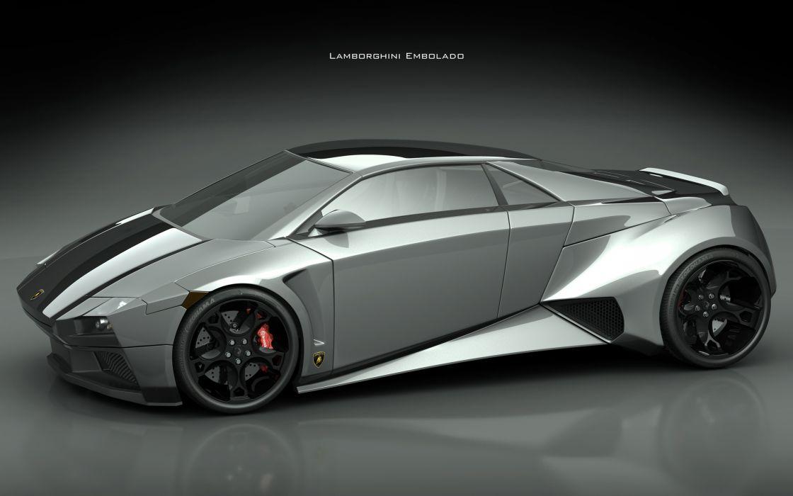 Lamborghini Embolado wallpaper