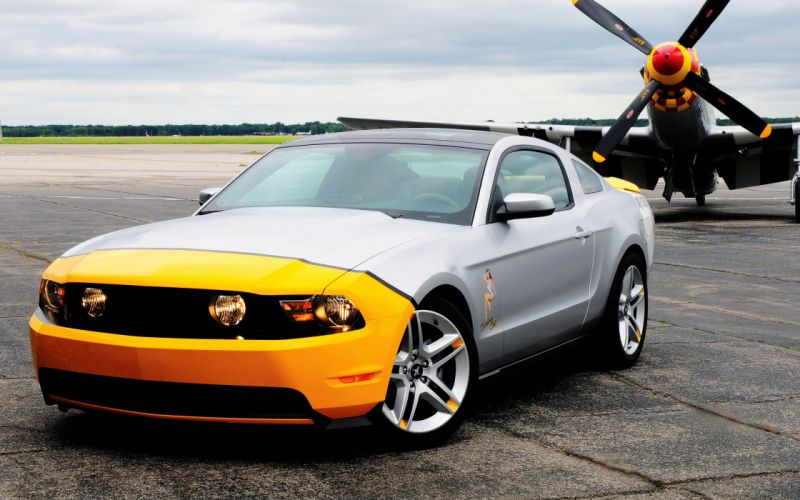 Ford Mustang Dearborn Doll wallpaper