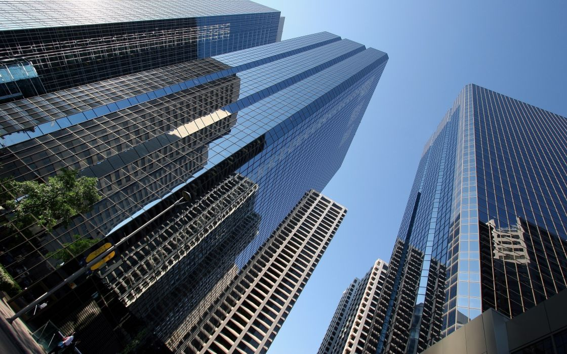 New York Skyscraper wallpaper