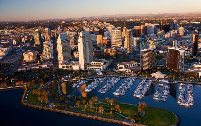 San Diego sua wallpaper