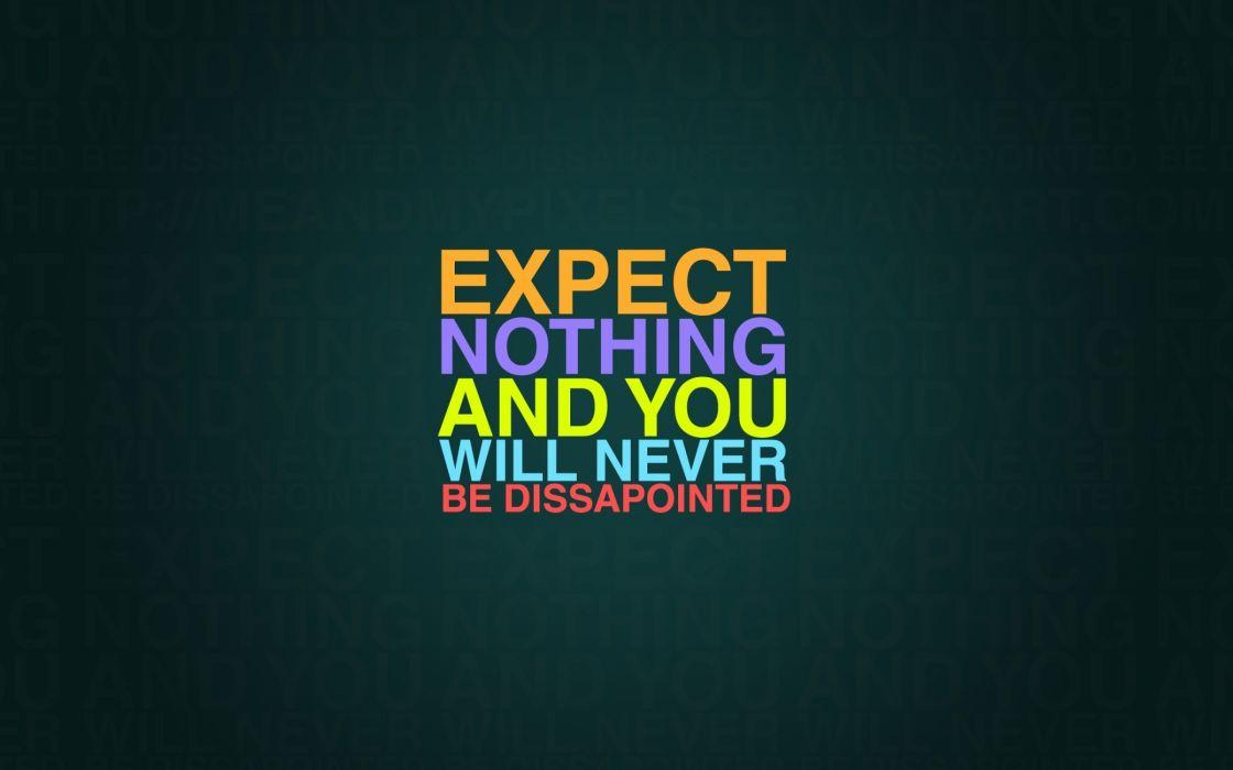 Life proverb wallpaper