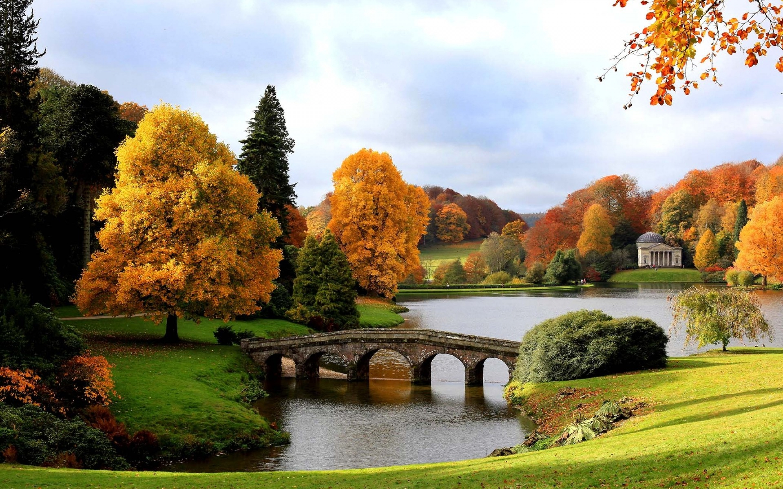 new england landscape wallpaper - photo #3