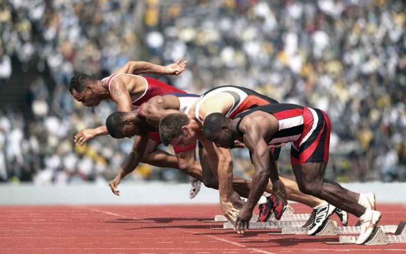 Athleticism start wallpaper