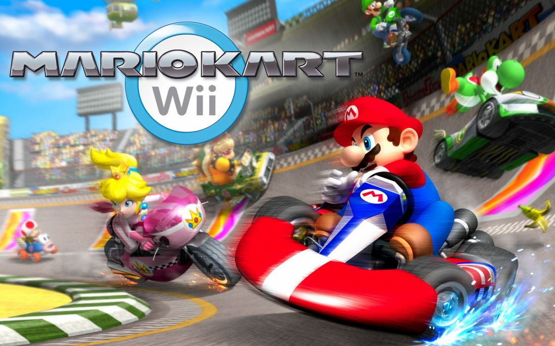 Mariokart wallpaper