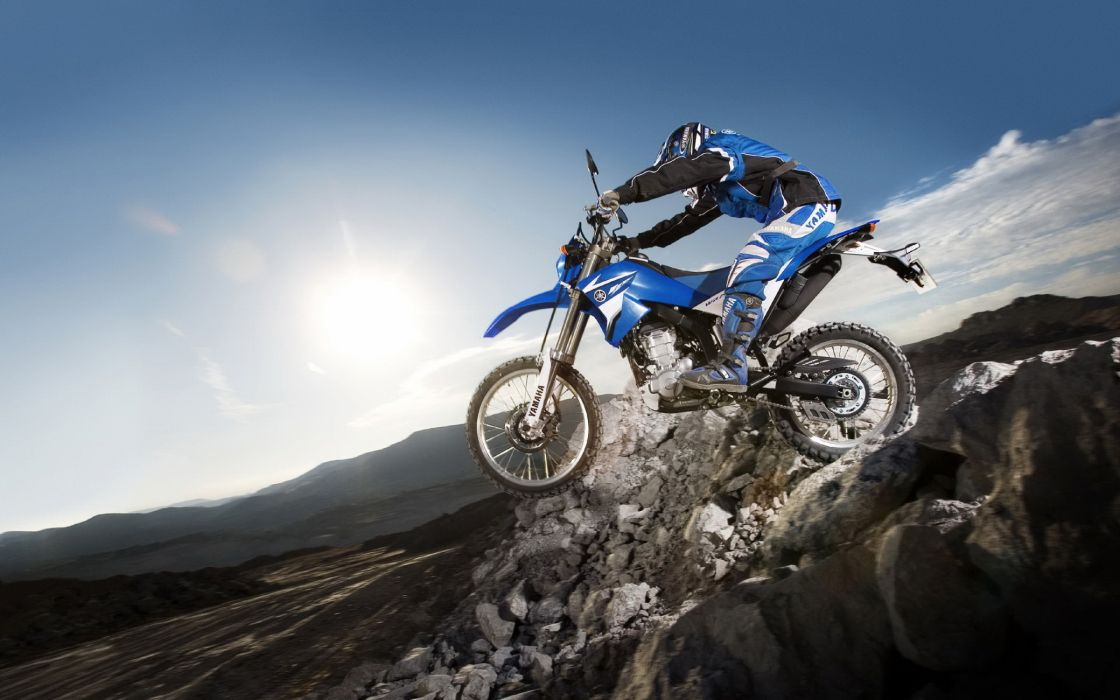 Moto extreme race wallpaper