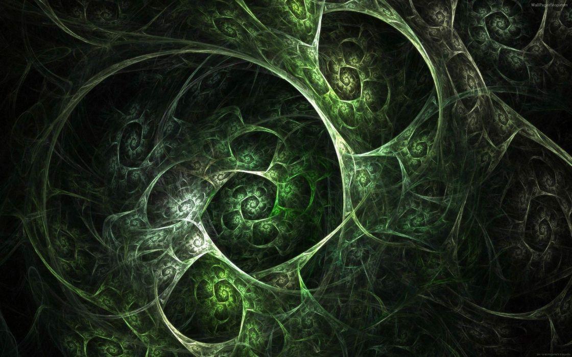 Beautiful fractal wallpaper