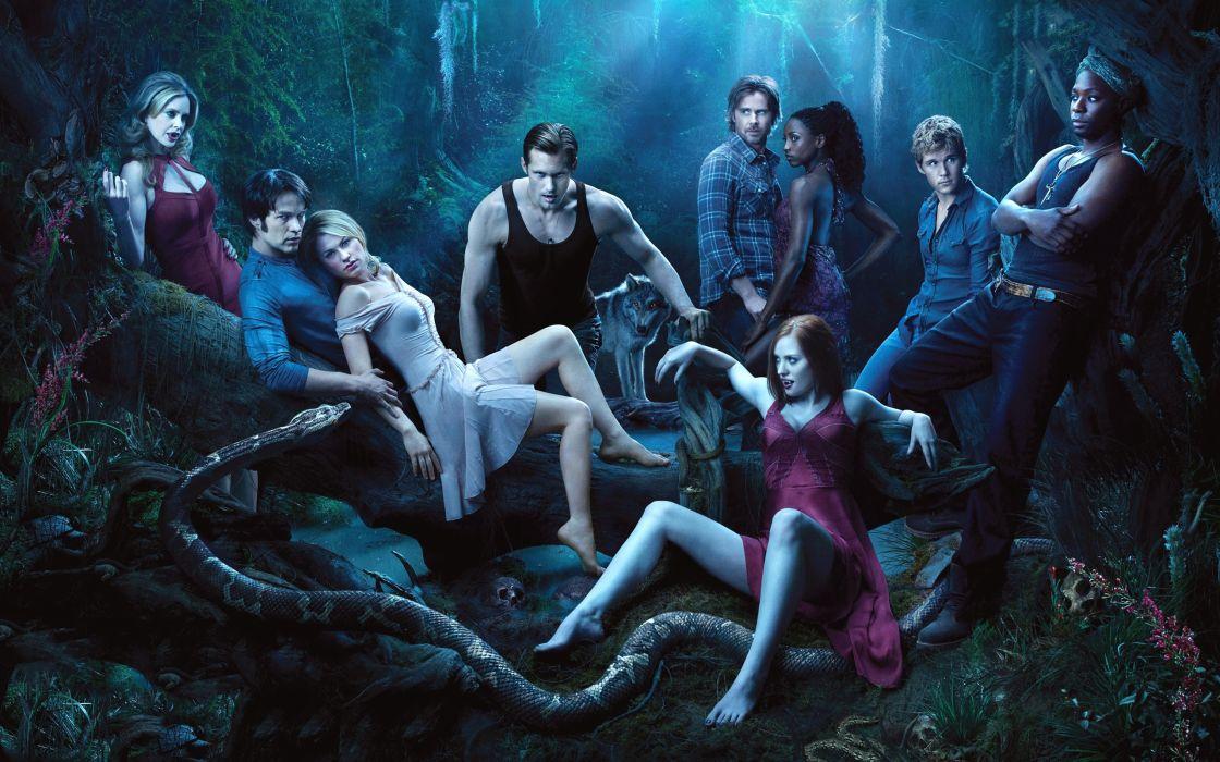 True blood season 3 wallpaper
