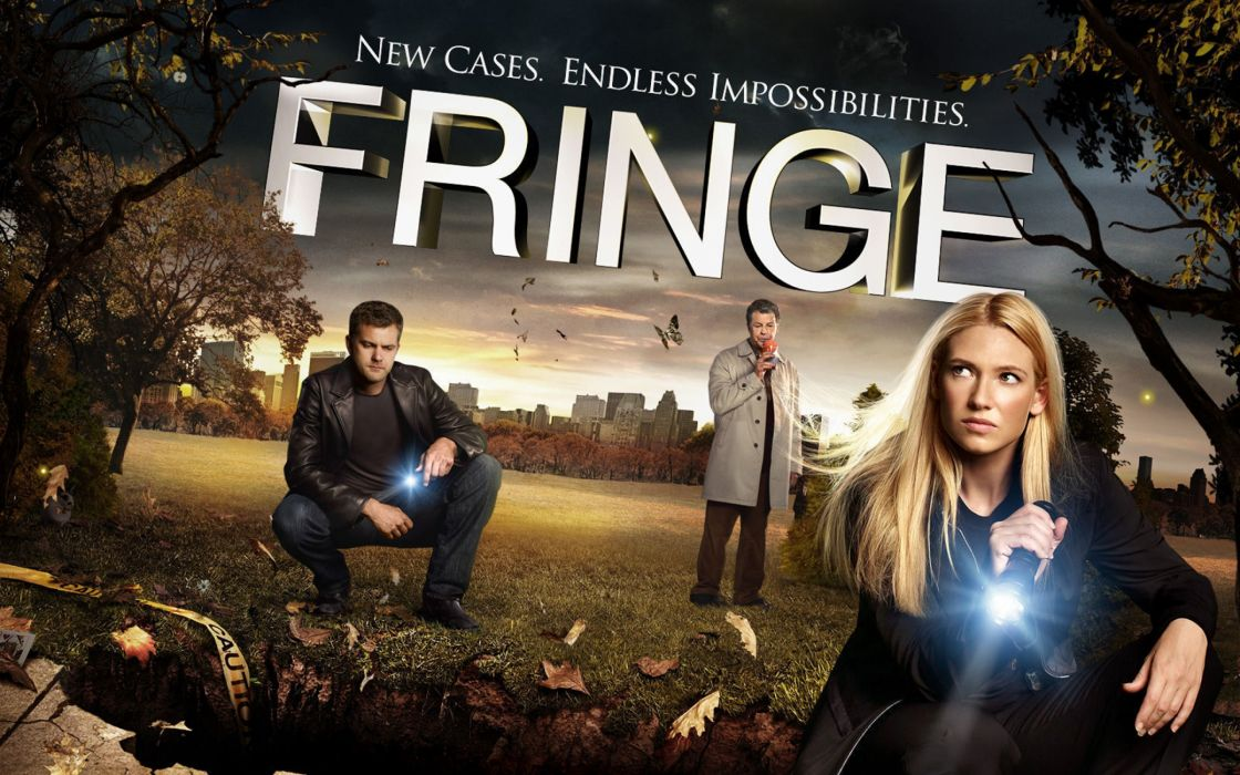 Fringe tv show wallpaper