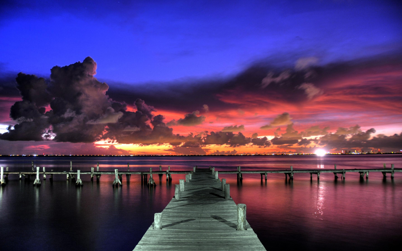 colourful summer sunset wallpaper | 2880x1800 | 3983 | wallpaperup