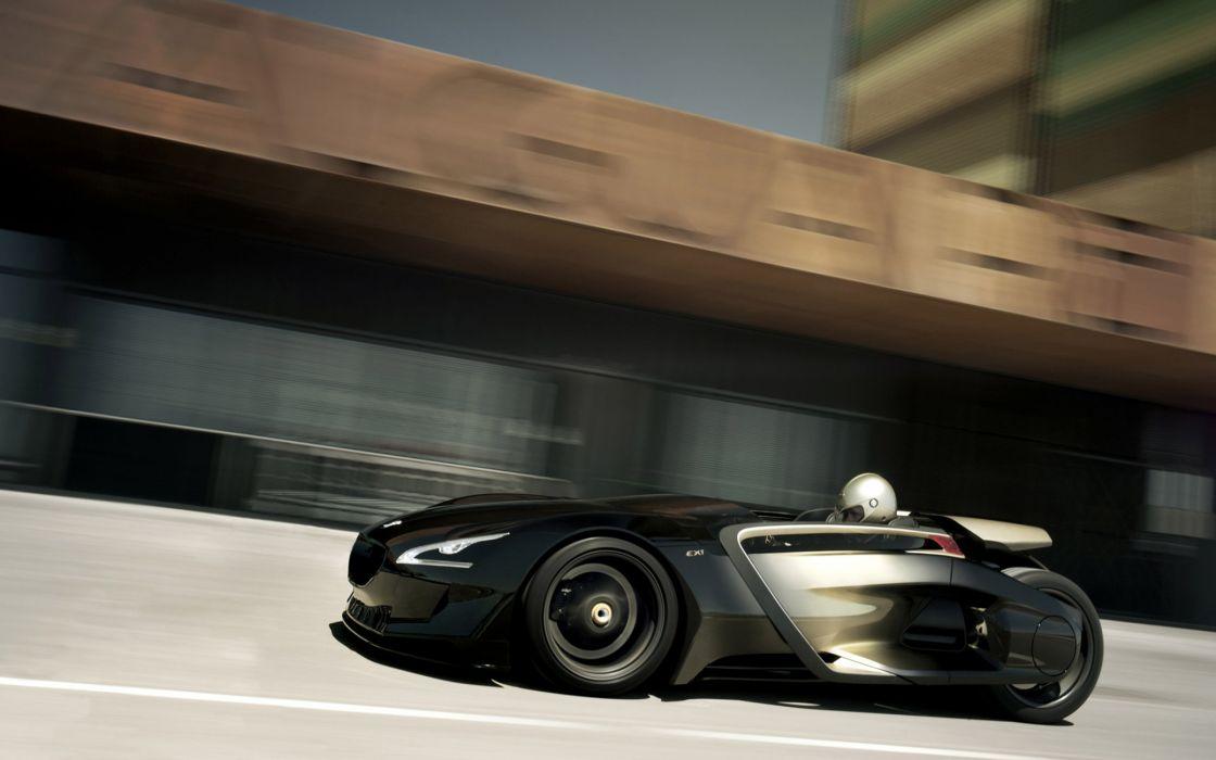Peugeot EX1 speed wallpaper
